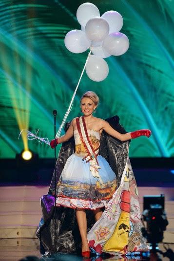 miss alemania traje tipico ridiculo universo 2015 2016