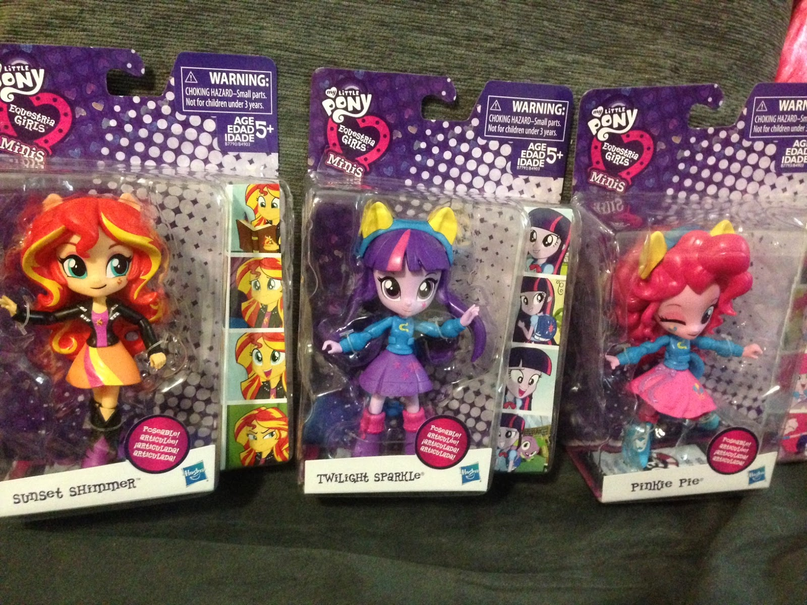 Store Finds Extra Equestria Girls GoH Fan Series & Random