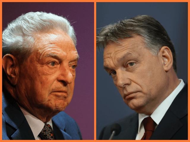 Džordžas Sorošas sugriovė gyvenimus milijonams europiečių, - pasakė Vengrijos premjeras