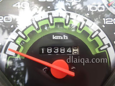 odometer titik awal - Rajabasa, Bandar Lampung