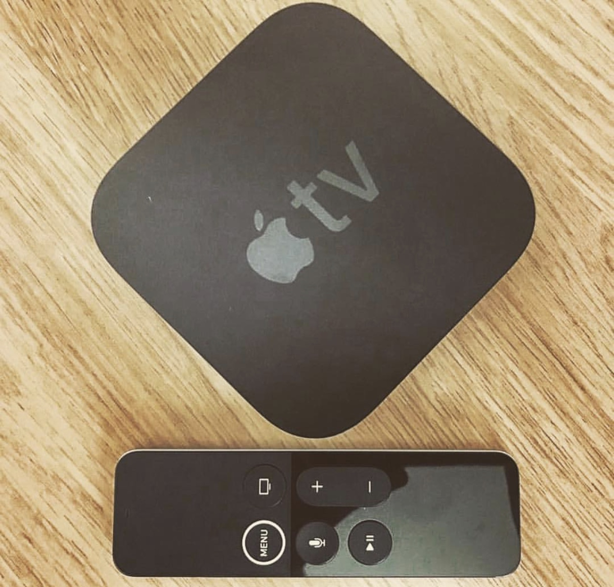 pause  rewind  play : Review: Apple TV 4K