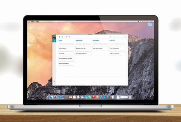 Any.do task manager app now available for Mac