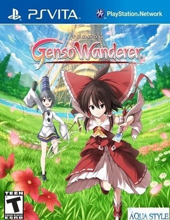 Touhou Genso Wanderer (USA) [NoNpDRM][3 61][PCSE00990] PS