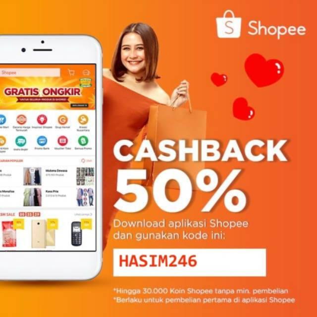 Tips Dan Trik Belanja Dengan Promo Shopee Ade Ufi