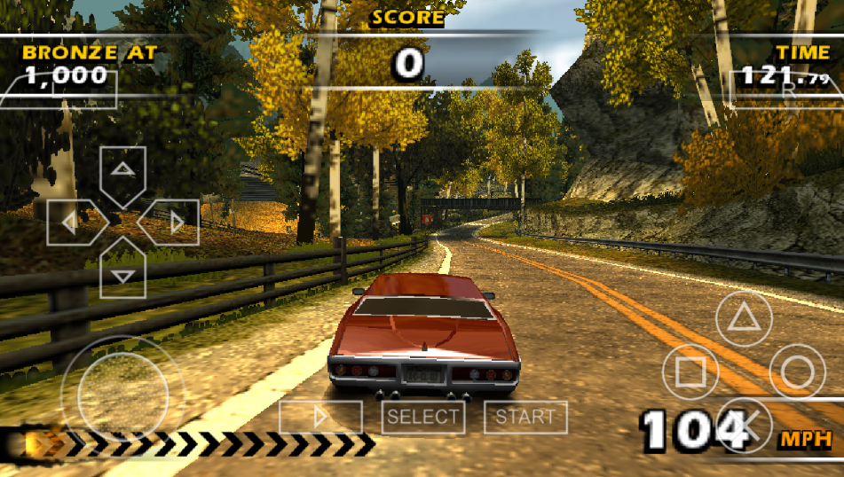 Download Burnout Dominator PPSSPP ISO For Android High ...