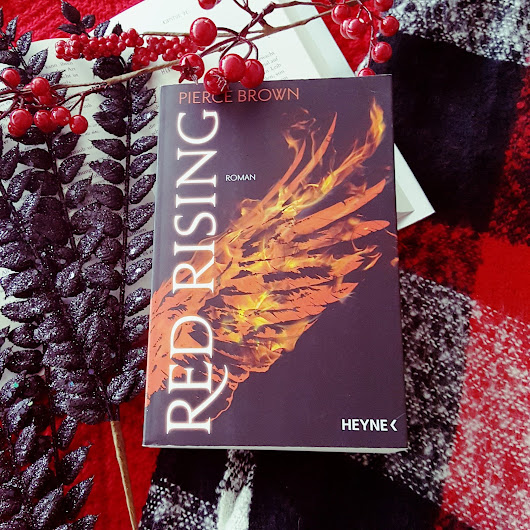 (Rezension) Red Rising von Pierce Brown