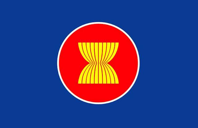 Gambar Bendera ASEAN