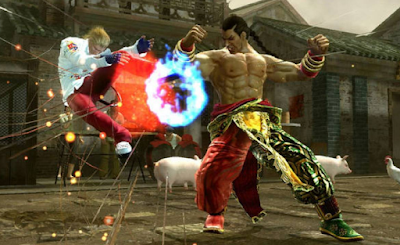 Download Tekken 6 ISO/CSO PSP PPSSPP For Android Terbaru High Compress