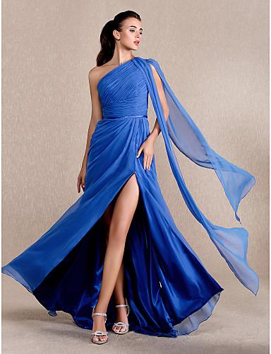 vestidos de XV años azul petroleo