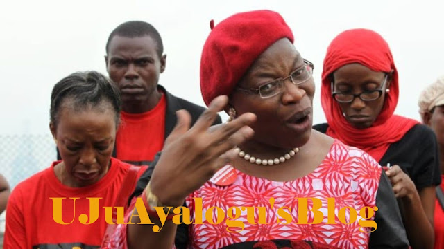 ACPN picked me thinking I have looted funds – Ezekwesili