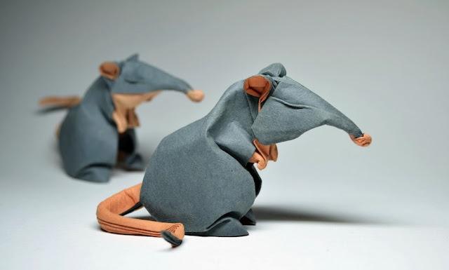 origami-hayvan-figürü