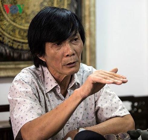 Ông Nguyễn Sự, nguyên Bí thư Thành ủy Hội An, tỉnh Quảng Nam