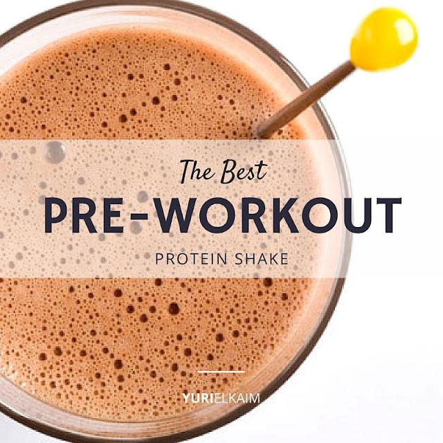 Pre-Workout Shake