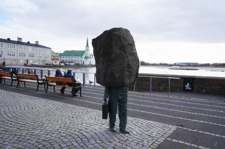 statue,  Reykjavik, Iceland, Euriental
