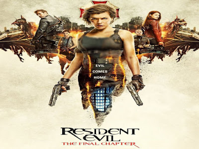 Resident Evil: The Final Chapter (English) hindi full movies download