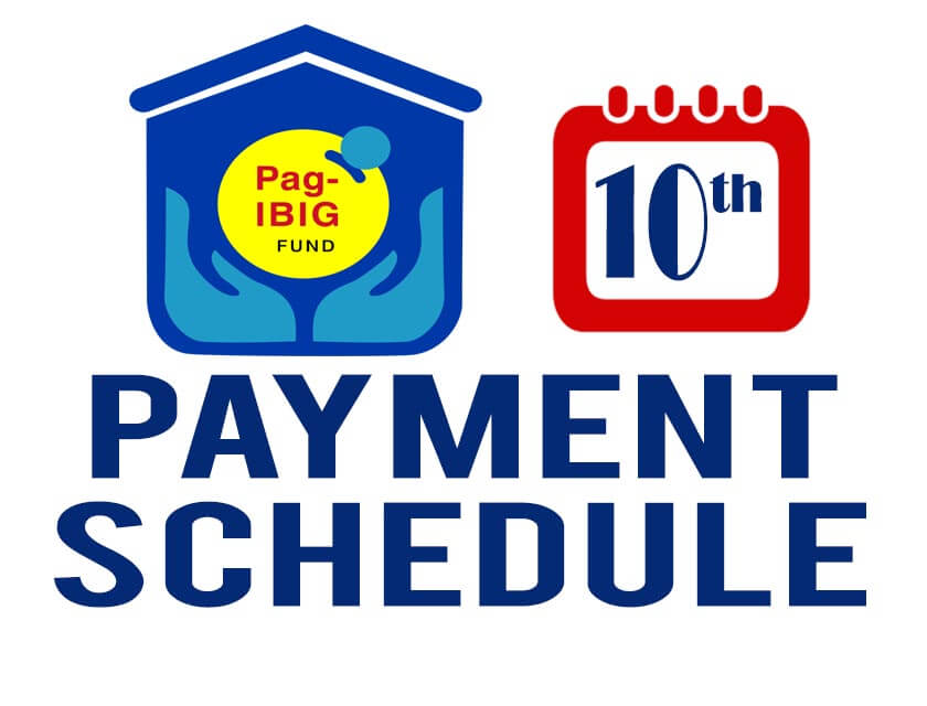Pagibig Payment Schedule