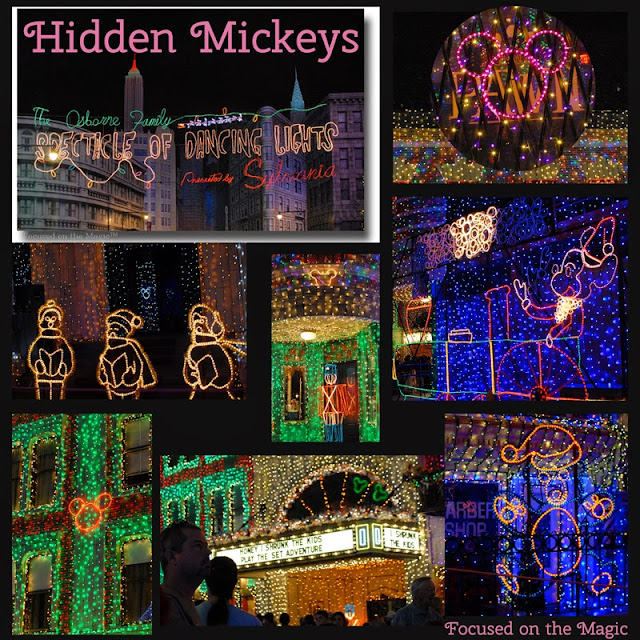 Hidden Mickey Magic: The Osborne Family Spectacle of Dancing Lights