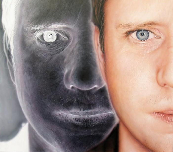 Неискаженная реальность глазами Simon Hennessey 23
