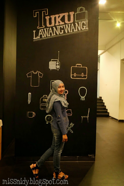 lawang wangi art and space di bandung