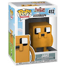 Minecraft Jake Funko Pop! Adventure Time Figure