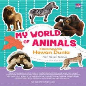 buku mencintai hewan