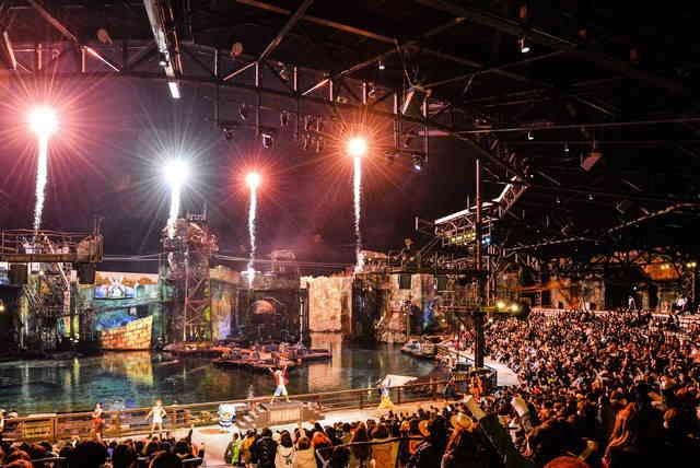 Event Universal Studios Japan ONE PIECE Full di Bulan Juni