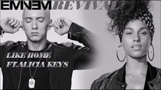 Like Home Lyrics -Eminem Lyrics feat. Alicia Keys