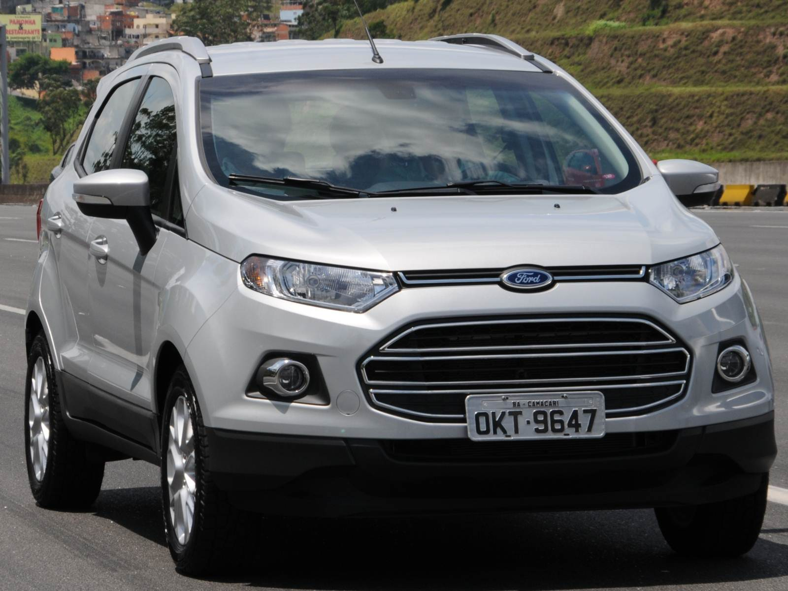 Ford EcoSport Powershift - problemas