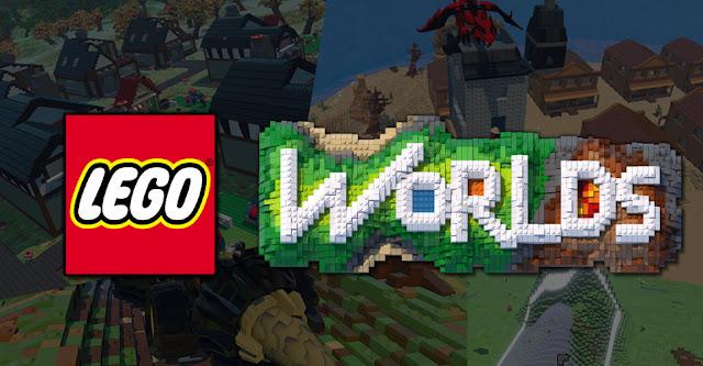 SCARICARE LEGO WORLDS