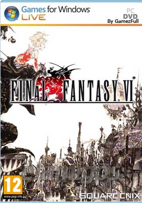 Descargar Final Fantasy VI 6 pc full español mega y google drive.