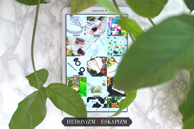 blog kosmetyczny instagram