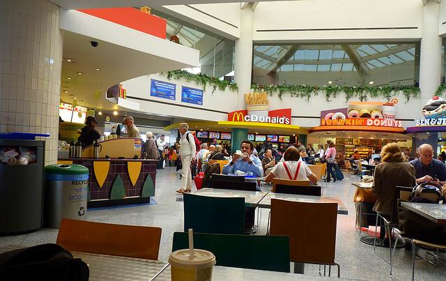 Good Restaurants In Seattle Airport