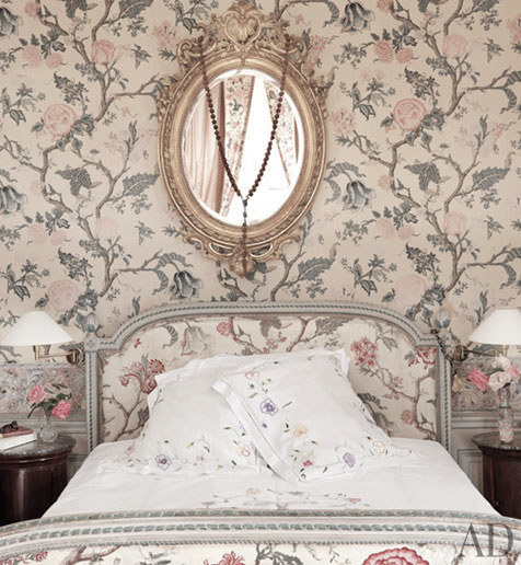 Decor Inspiration | Master Bedroom: Joy de Rohan-Chabot's 15th-century French château