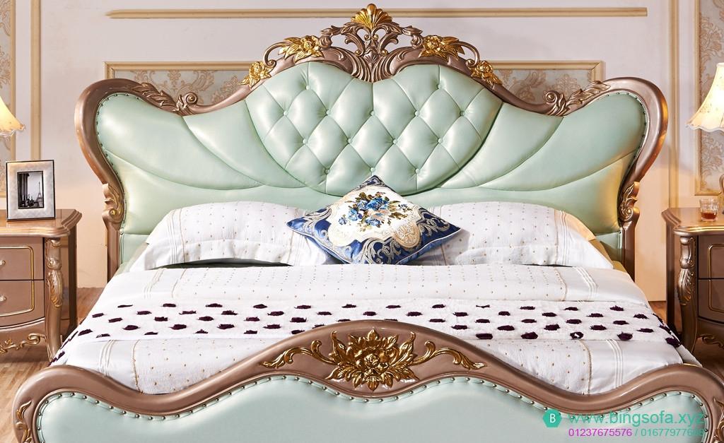 Giường ngủ cổ điển GN20