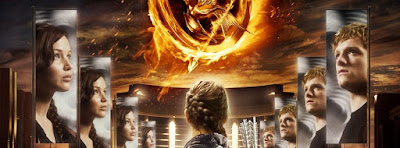 Image Couverture pour journal Facebook the Hunger Games 4
