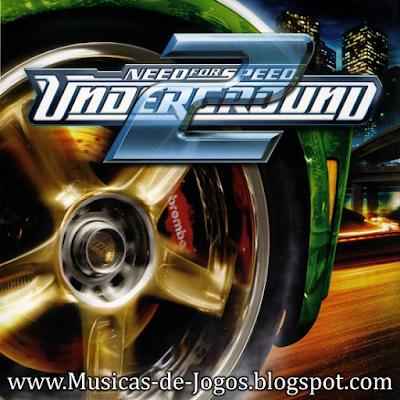 Trilha Sonora De Need For Speed Underground 2