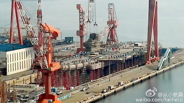 Resultado de imagen de China (CV-17)