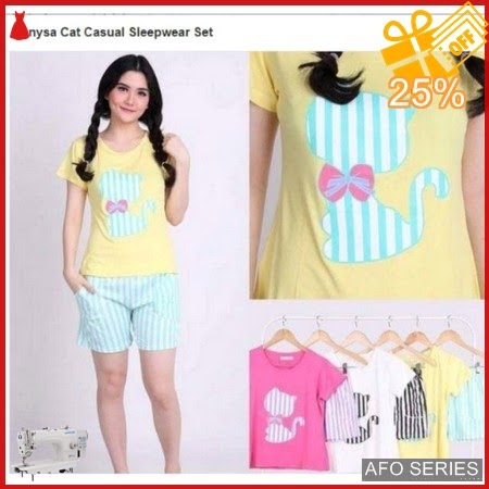 AFO553 Model Fashion Cat Cut Modis Murah BMGShop