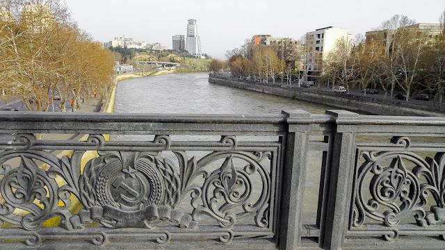 Galakon Tabidze Bridge