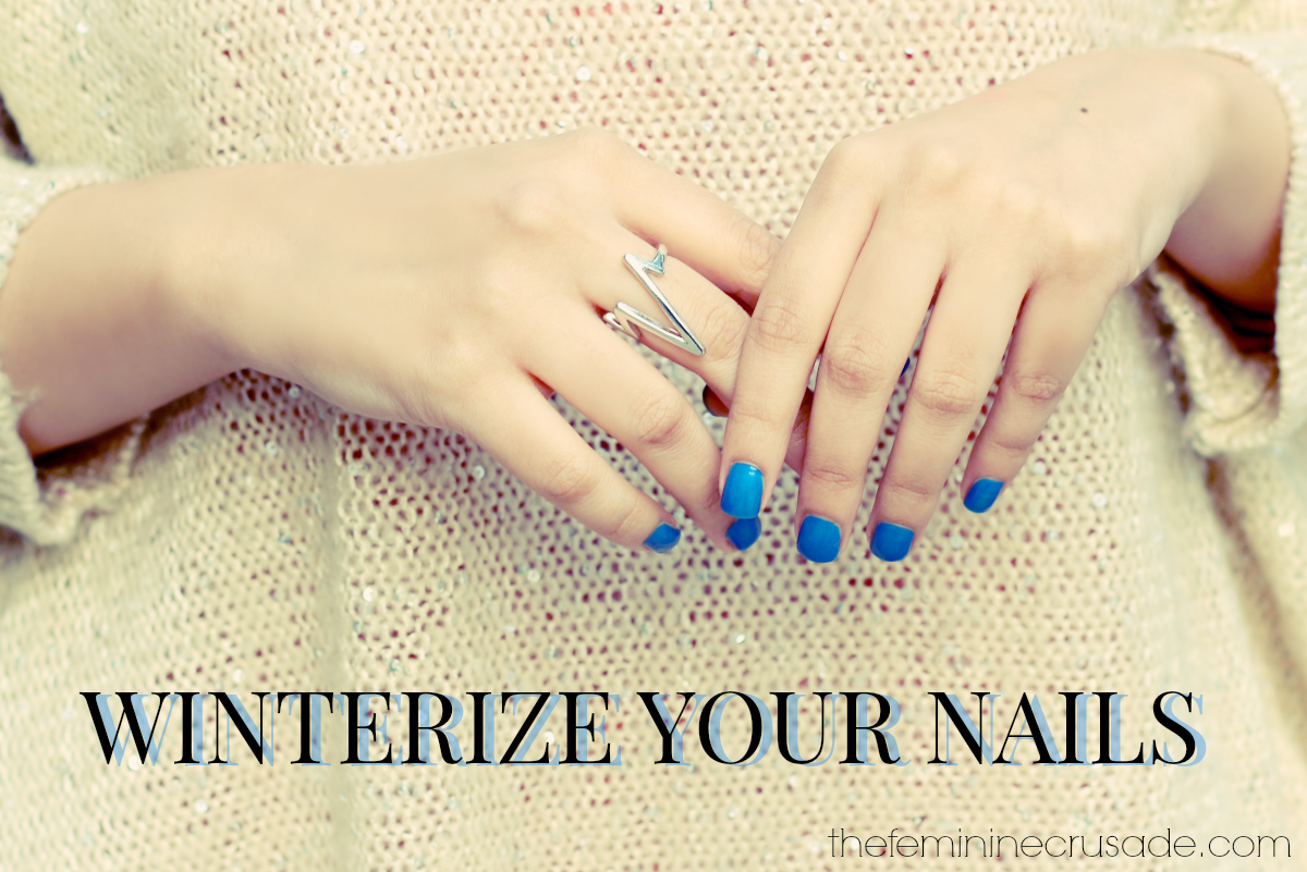 Winterize You Nails