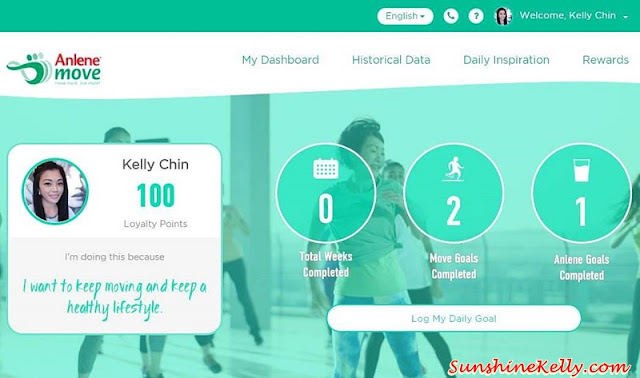 AnleneMove, I want to Keep Moving, Keep a Healthy Lifestyle, Anlene, Habit Forming Programme, Giveaway, anlene giveaway, exercise, fitness, healthy, fitness health, Anlene BoneMax, Anlene Concentrate, Anlene Gold, Anlene Yoghurt, AnleneMove App