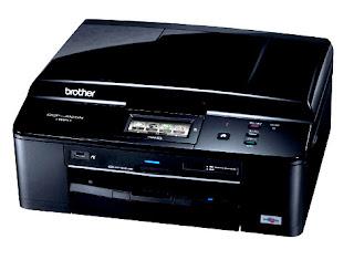Brother MFC-J615N Printer Driver Download