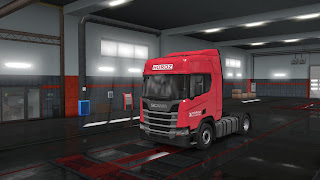 european logistics companies paint jobs pack screenshots 11, horoz logistics