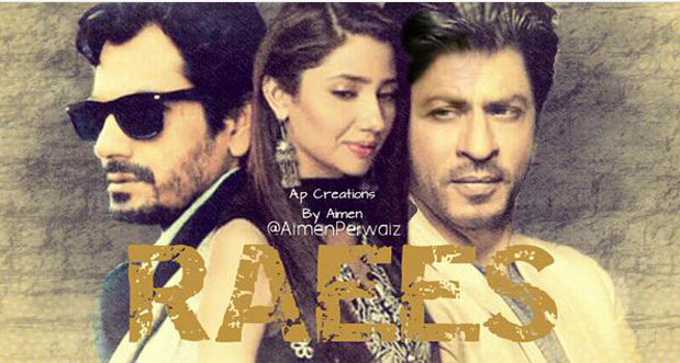 Raees Full Movie Trailer