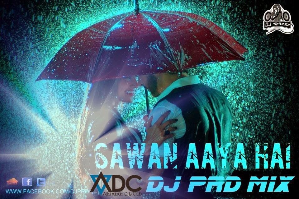 Sawan Aya Hai { Rain drop mix } DJ PRD | ADC | Allahabad