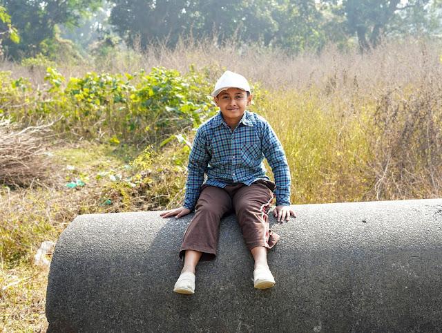 Sourajit Saha & Nephew Rick 3