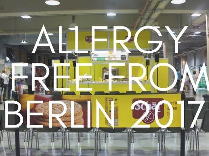 Rückblick Allergy Free From Show Berlin 2017