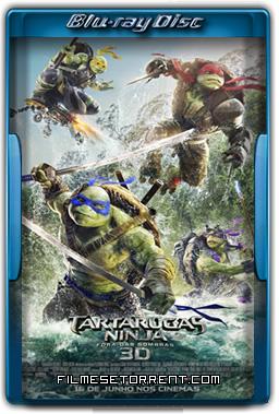 As Tartarugas Ninja Fora das Sombras Torrent