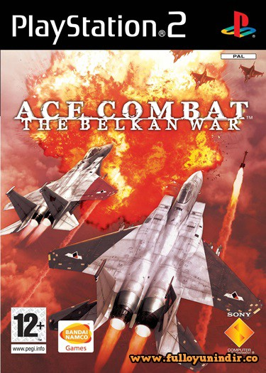 Ace Combat The Belkan War (PAL) Playstation 2 Tek Link