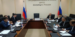 Russia, Syria sign energy cooperation agreement